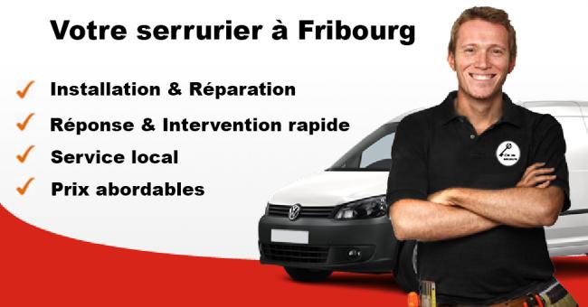 serrurier Fribourg