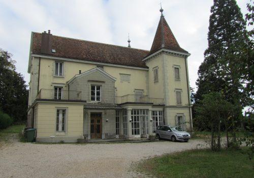 Château de Crissier, vers Lausanne
