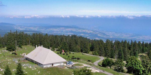 Parc naturel Jura Vaudois