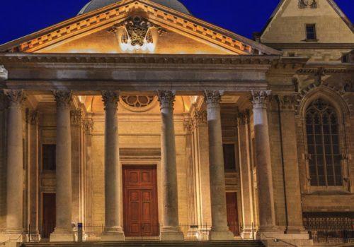 Cathédrale Saint-Pierre Genève