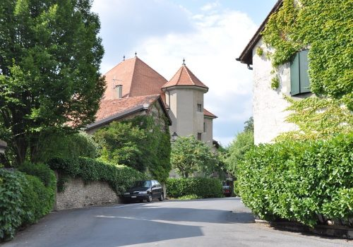 Château de Laconnex à Genève